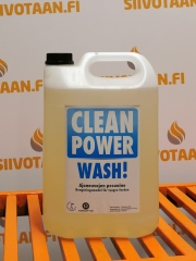 Clean Power Wash! ajoneuvojen pesuaine, 5l